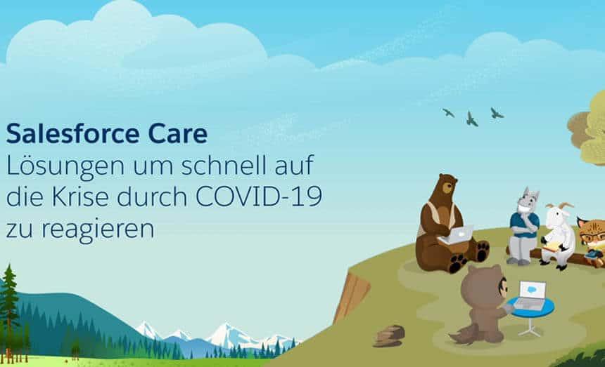 Salesforce-Care-Corona-Krise-meistern-und-Salesforce-kostenlos-nutzen