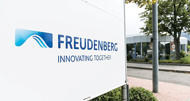 Salesforce Referenz Freudenberg