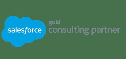 Salesforce Gold Partner