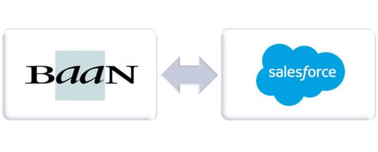 Baan Salesforce Integration - comselect