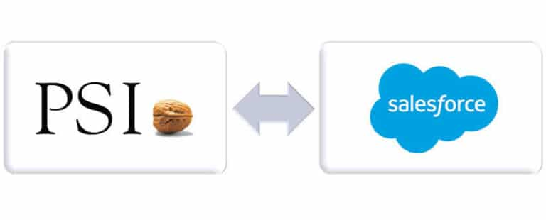 Salesforce PSIpenta Integration - comselect