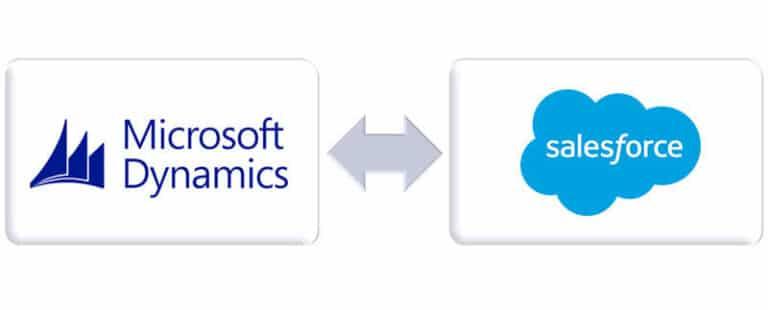 Salesforce MS Dynamics Integration