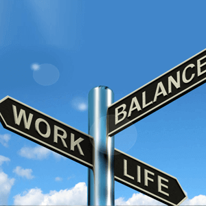 comselect Work Life Balance - Karriere