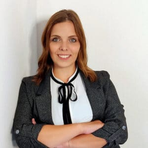 Loreen Nürnberger - HR Managerin comselect