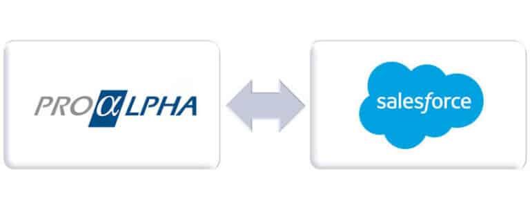 Salesforce proAlpha Integration - comselect