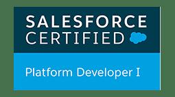 Salesforce Certified Platform Developer I