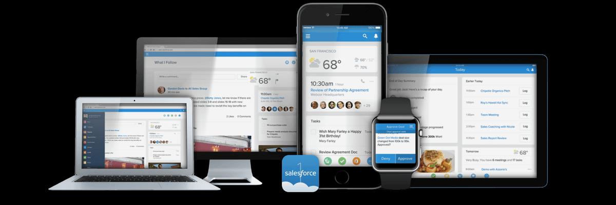 Salesforce Cloud - Das #1-System