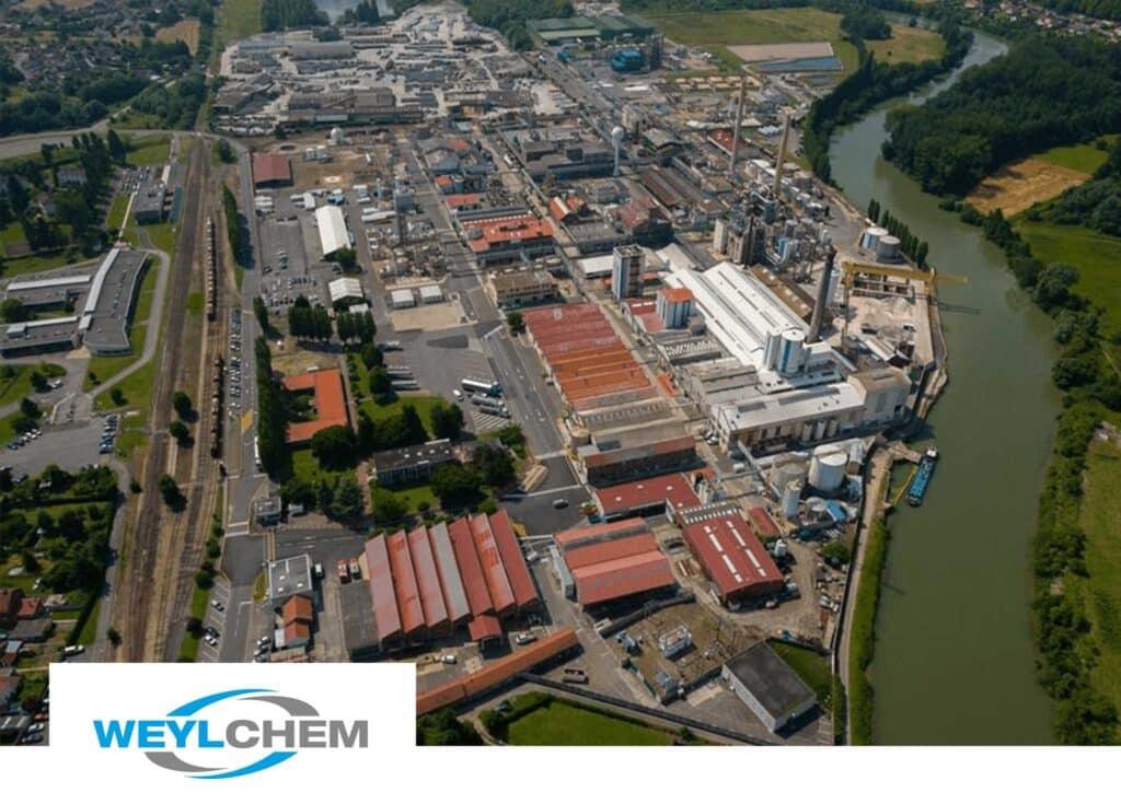 Weylchem Kundenprojekt Referenz