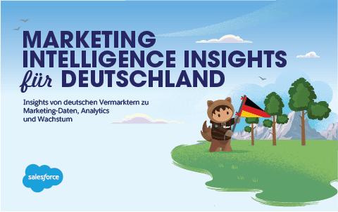 Marketing Intelligence - Salesforce Report Deutschland 2020