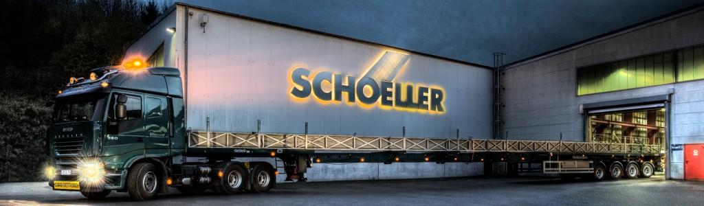 Schoeller-Werk-Truck