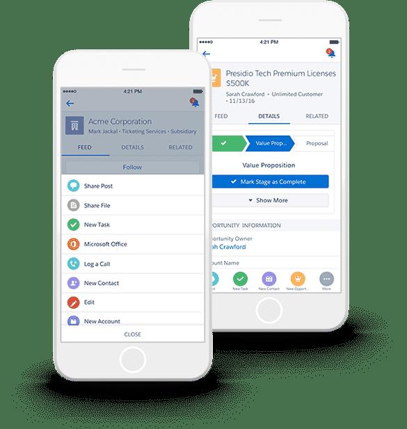 mobile-salesforce